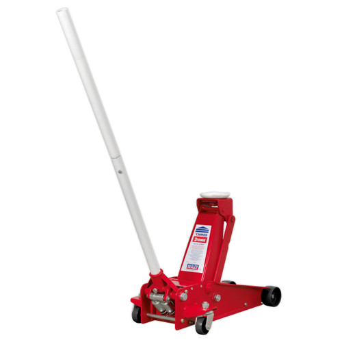 Buy Sealey 3015CXD Trolley Jack 3tonne Super Rocket Lift at Toolstop