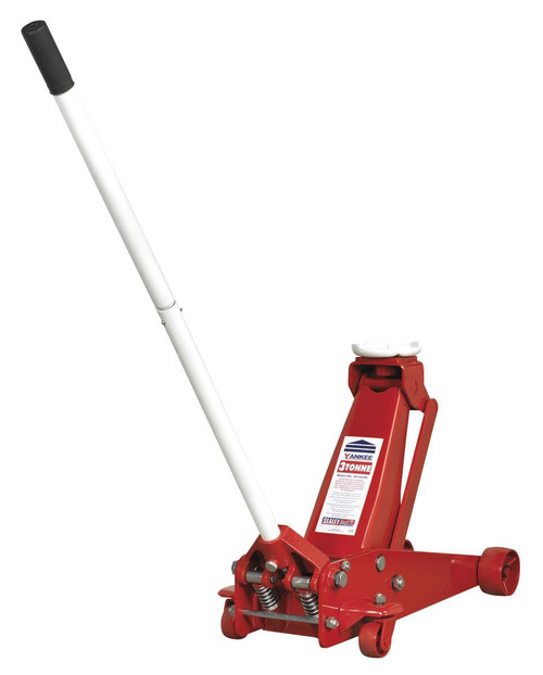 Buy Sealey 3012CXD Professional Trolley Jack 3tonne Super Rocket Lift at Toolstop
