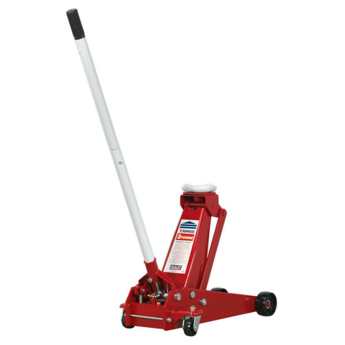 Buy Sealey 3010CX Trolley Jack 3tonne Standard Chassis at Toolstop