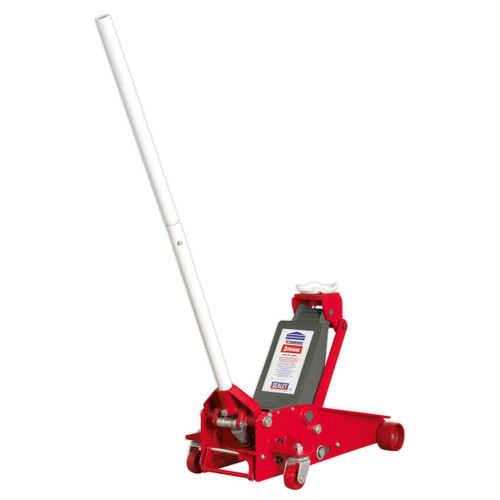Buy Sealey 3000LJ Trolley Jack 3tonne With Safety Lock at Toolstop