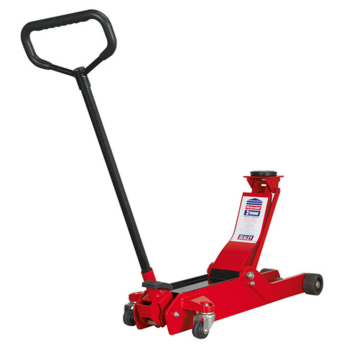 Buy Sealey 3000ESLE Trolley Jack 3tonne European Style Low Entry at Toolstop