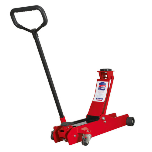 Buy Sealey 3000ES Trolley Jack 3tonne European Style at Toolstop