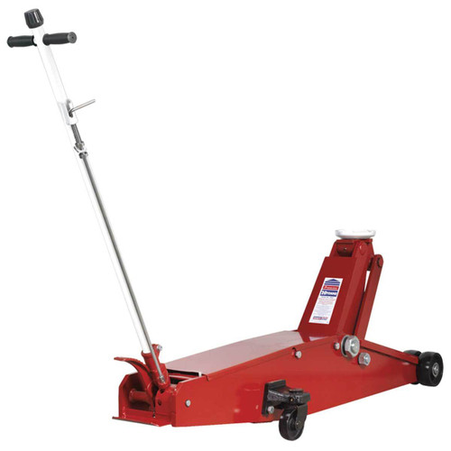 Buy Sealey 20QJ Trolley Jack 20tonne Long Reach at Toolstop