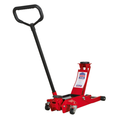 Buy Sealey 2000ESLE Trolley Jack 2tonne European Style Low Entry at Toolstop