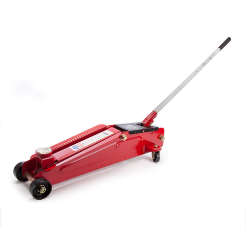 Sealey 1025HL Trolley Jack 2.25tonne High Lift Super Rocket Lift - 4