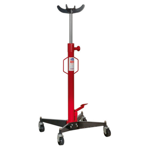 Buy Sealey 1000ETJ Transmission Jack 1tonne Vertical at Toolstop