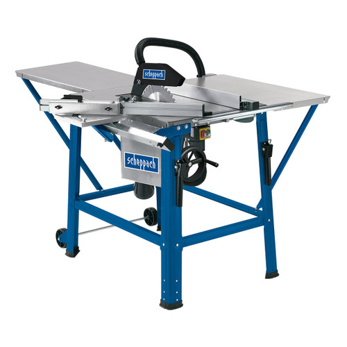 """Scheppach TS310 12"""" Saw Table c/w Sliding Table Carriage 240V - 1"""