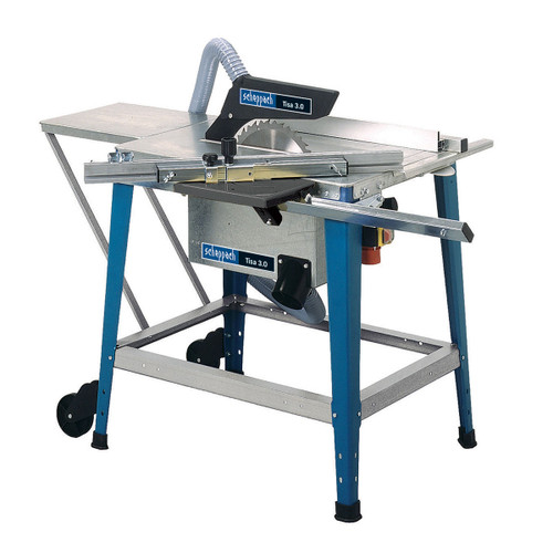 Scheppach TISA3.0P1 Tilt Arbor Site Saw Table 12 Inch with Sliding Mitre Carriage 110V - 1