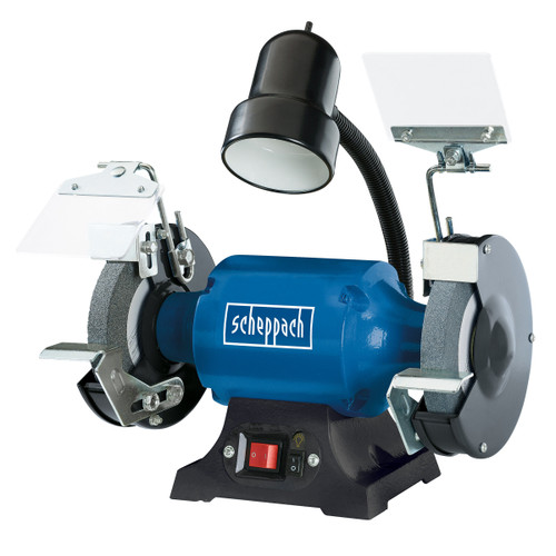 Buy Scheppach SM150X Polisher / Grinder 6 Inch / 150mm 240V at Toolstop