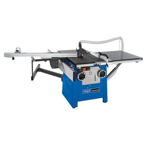 """Scheppach PRECISA6.0VR 12"""" Precision Table c/w 2m Sliding Table 240V - 2"""
