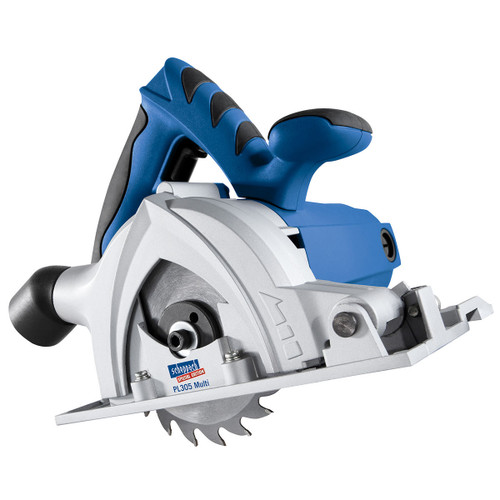 Scheppach PL305 Plunge Saw 240V 115mm With 4 Blades for Multi Materials - 2