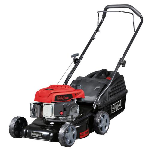 """Scheppach LMH400PM 16"""" 139cc Petrol Lawn Mower - 3"""