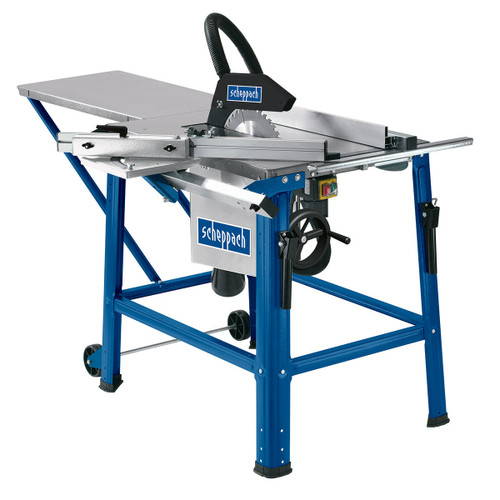 Scheppach HS120 Table Saw 12 Inch with Sliding Table Carriage and Table Length 240V - 1