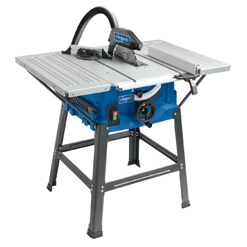Scheppach HS100S-P1 10 Inch Table Top Sawbench 240V With 2 x 24T TCT Blade - 5