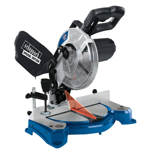 Scheppach HM80L Compound Mitre Saw 240V - 2