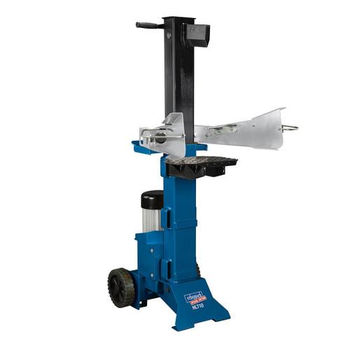 Scheppach HL710 Vertical Log Splitter with Wheels 7 Ton 240V - 1