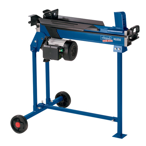 Scheppach HL650 Electric Log Splitter 6.5 Ton 240V - 2