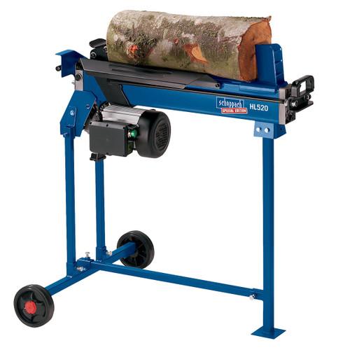Scheppach HL520 Horizontal Log Splitter 5 Ton 240V - 1