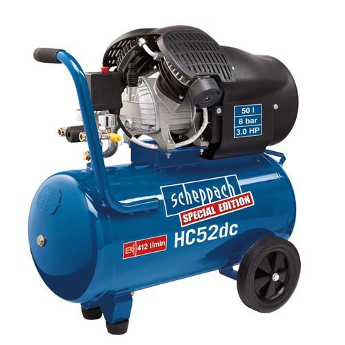Scheppach HC52DC 50L Compressor 240V - 1