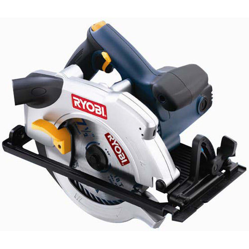"Buy Ryobi EWS1366 1350W 190mm (7 1/2"") Laser Circular Saw 110V at Toolstop"