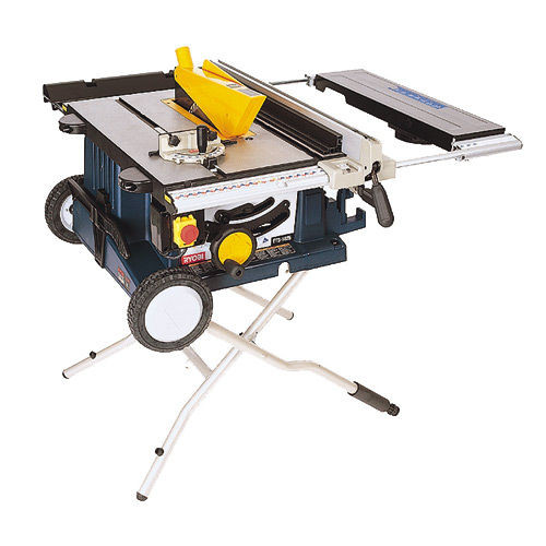 "Buy Ryobi ETS1825 254mm (10"") Folding Table Saw 110V at Toolstop"