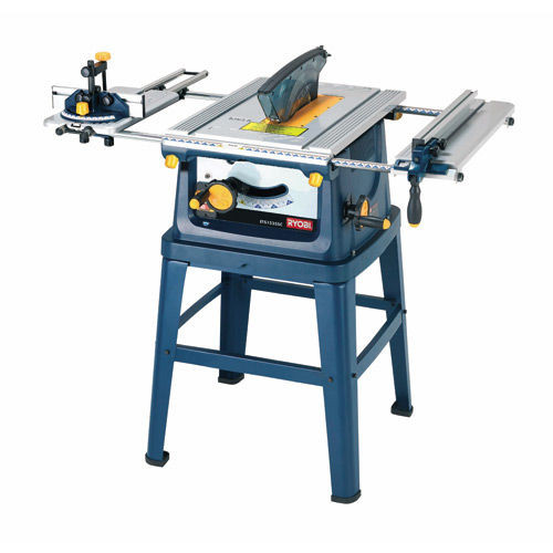 "Buy Ryobi ETS1525SC 254mm (10"") Table Saw with Sliding Carriage 110V at Toolstop"