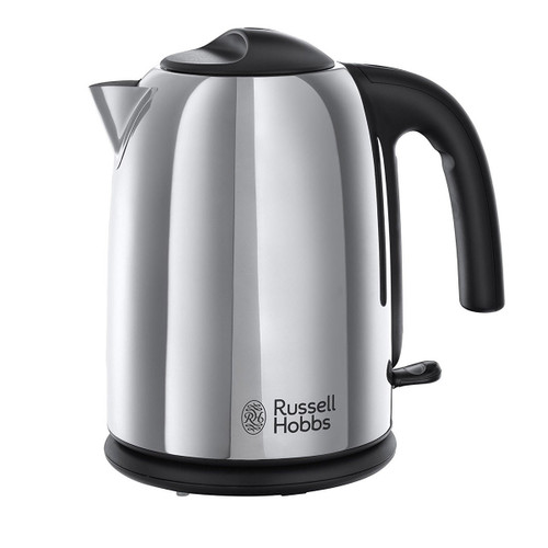 Russell Hobbs 20410 Hampshire Polished Kettle 1.7 Litres 3000W - 7