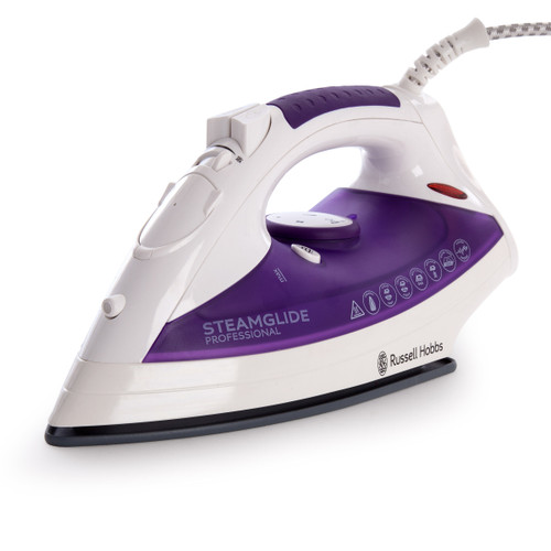 Russell Hobbs 18721 Steamglide Professional Iron 2400W - 4
