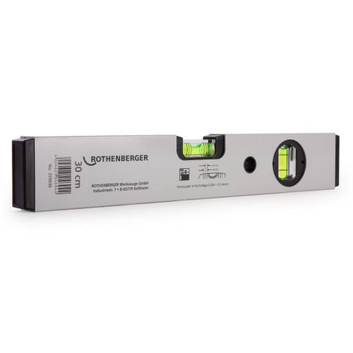 Rothenberger 255030 Standard Spirit Level 12in / 300mm - 2