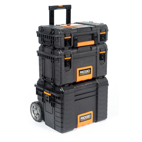 Ridgid 54358 Toolbox Pro Gear System - 106.5 Litre Capacity - 10