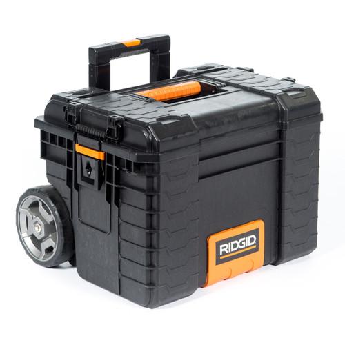Ridgid 54348 Toolbox Pro Gear Cart 22 Inch - 56 Litre Capacity - 5