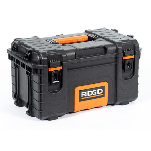 Ridgid 54343 Toolbox Pro Medium 22 Inch - 36 Litre Capacity - 6