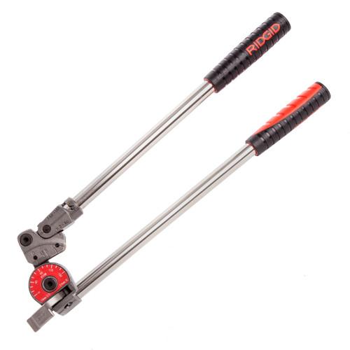 Ridgid 38058 (Model 610M) Stainless Steel Pipe Bender 10mm Capacity 24mm Bending Radius - 3