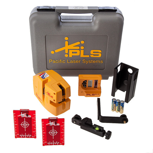 Pacific Laser Systems PLS480S Laser Tool with PLS SLD Detector - 4