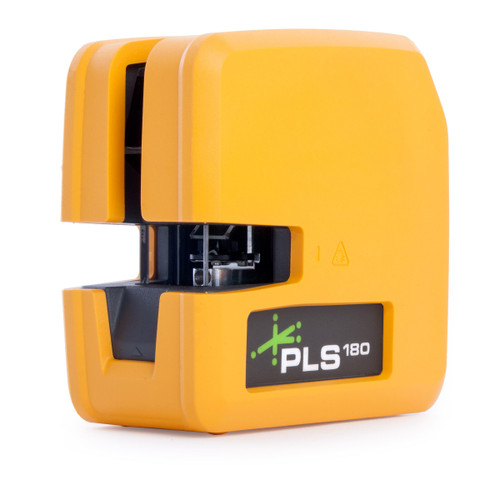 PLS180G Pacific Laser Systems Self Levelling 180 Degree Green Palm Level Tool (60596N) - 5