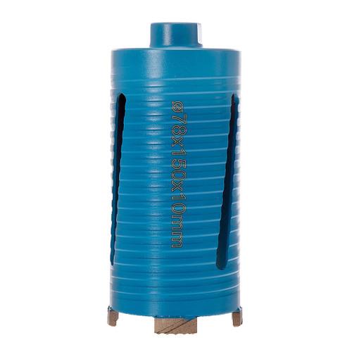 PDP DC12657 P5-EDDC Dry Diamond Core Drill 78 x 150mm 5* General Purpose Building Materials - 3
