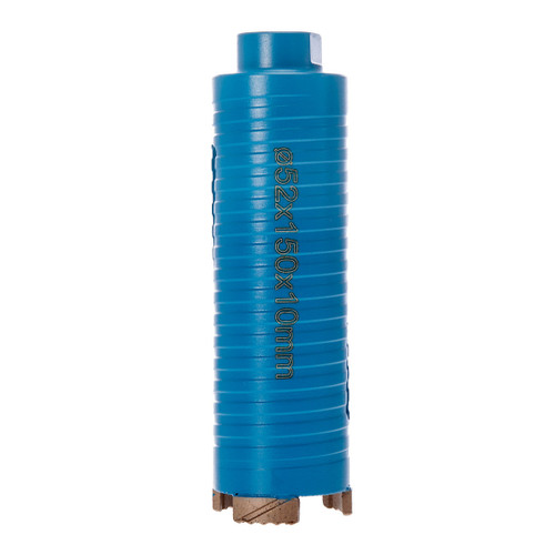 PDP DC12655 P5-EDDC Dry Diamond Core Drill 52 x 150mm 5* General Purpose Building Materials - 3