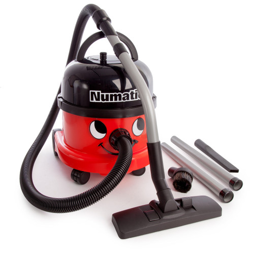 Numatic NRV200 9L Commercial Dry Vacuum Cleaner 240V - 4