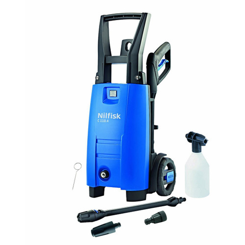 Nilfisk C110.4-5 X-TRA Pressure Washer 110 Bar 1400W - 1