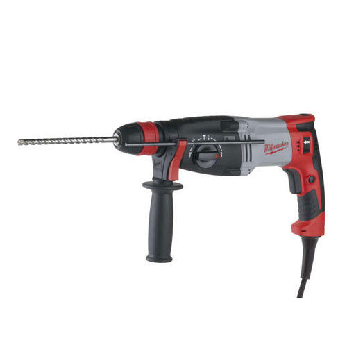 Milwaukee PH30X 30mm SDS+ 3 Mode Combi Hammer Drill with FIXTEC 2kg 110V - 4