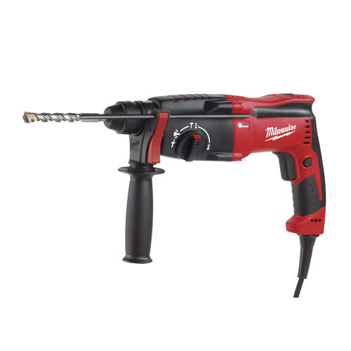 Milwaukee PH26X 26mm SDS+ 3 Mode Combi Hammer Drill with FIXTEC 2kg 110V - 4