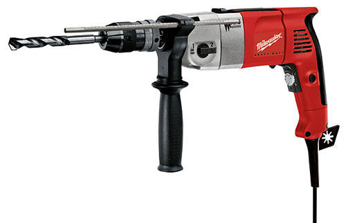 Buy Milwaukee PD2E22RS 2-Speed Electronic Percussion Drill 240V at Toolstop