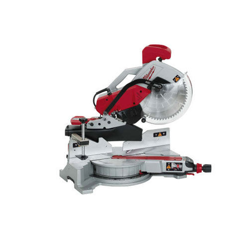 "Milwaukee MS305DB 110V 12"" Heavy Duty Compound Mitre Saw - 4"