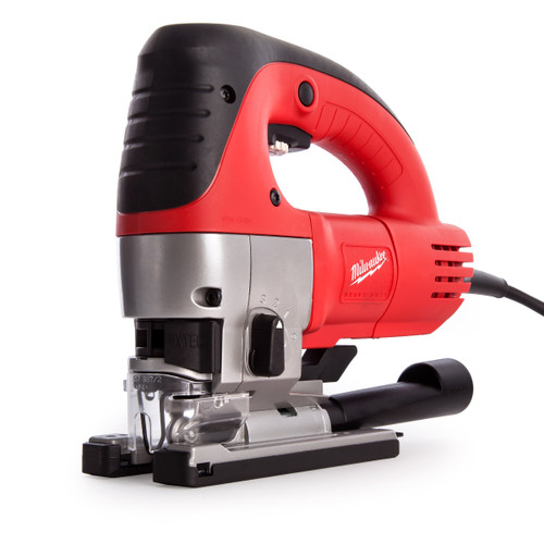Milwaukee JSPE135TX Jigsaw Heavy Duty Top Handle with Fixtec 750W 110V - 6
