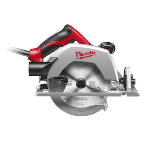 Buy Milwaukee CS60 184mm Circular Saw 240V with FREE Cable Reel at Toolstop
