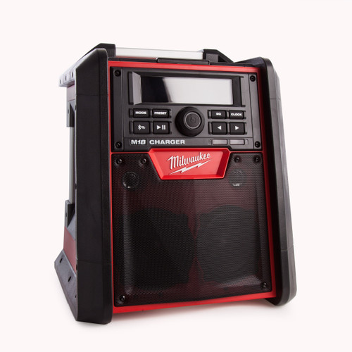 Milwaukee M18RC-0 M18 Jobsite Radio/Charger (Body Only) - 7