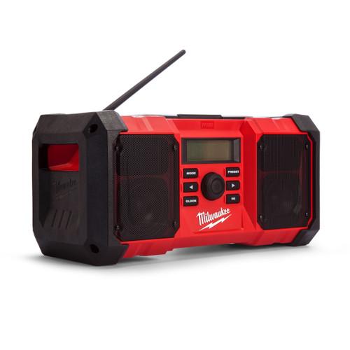 Milwaukee M18 JSR-0 Jobsite Radio (Body Only) - 3