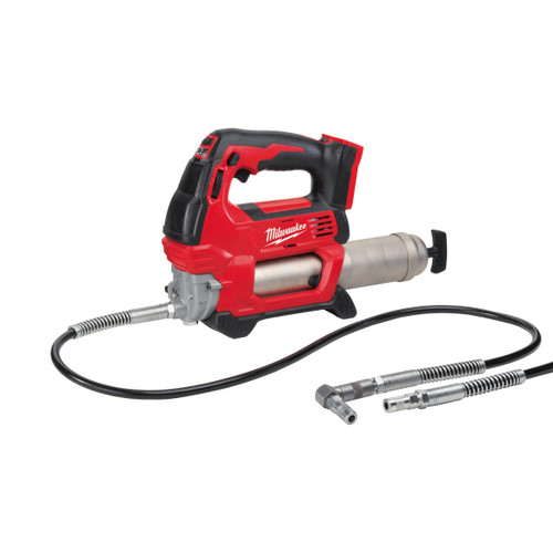 Milwaukee M18GG-0 18V Cordless Grease Gun (Body Only) - 6