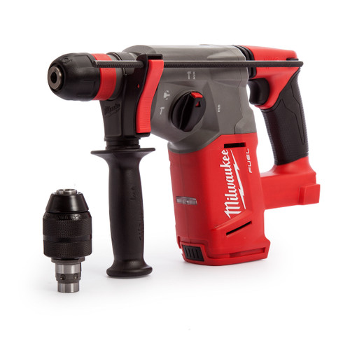 Milwaukee M18 Fuel SDS Plus Hammer Drill (Body Only) - 3
