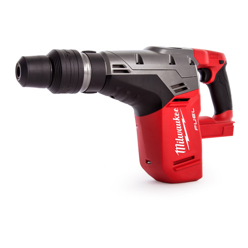 Milwaukee M18CHM-0C M18 Fuel 5kg SDS Max Drilling & Breaking Hammer (Body Only) - 9